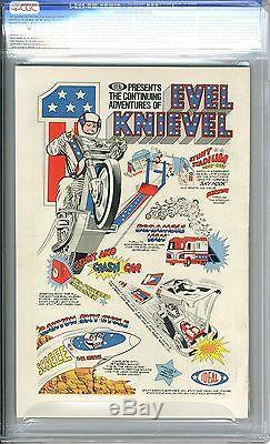 Action Comics # 443 Cgc 9.4 Nm Pages Blanches 1/75 D'émission De 100 Pages. Jla App