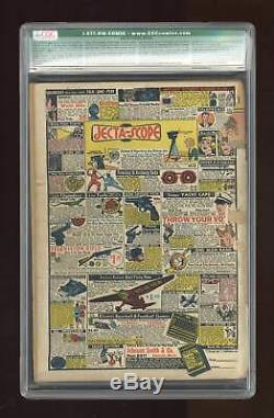 Action Comics # 6 Cgc 1.0 Qualifie 1938 0095446001 1ère Application. Jimmy Olsen