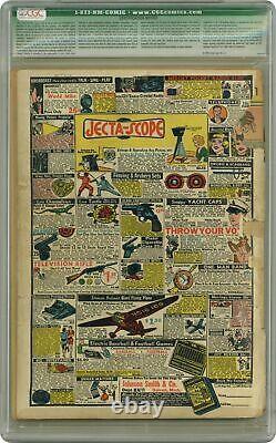 Action Comics #6 Cgc 1.0 Qualified 1938 0095446001 1ère Application. Jimmy Olsen