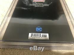 Action Comics Superman 1000 Cgc 9.8 Ss Oliver Copiel Midtown Variant