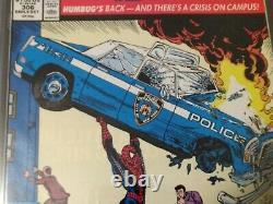 Amazing Spider-man #306 (marvel 1988) Cgc 9.8 Nm/mt Action Comics #1 Tribute Cvr