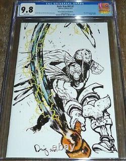 Bêta Ray Projet De Loi No 1 Cgc 9.8 (05/2021) Marvel Hall Of Comics Virgin Sketch Variante