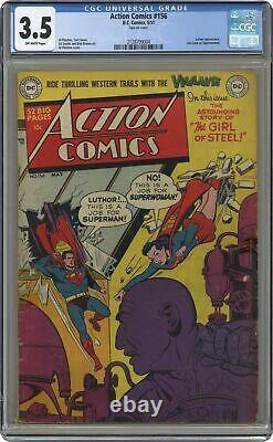Comics D'action #156 Ccg 3.5 1951 2128799004