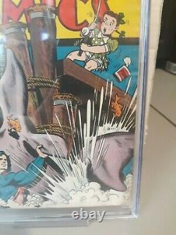 Comics D'action #68 DC 1944 Cgc 2.5 2nd Susie Tompkins
