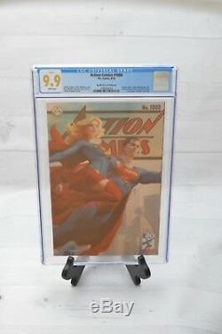 DC Action Comics 1000 Cgc 9.9 Achetez-moi!