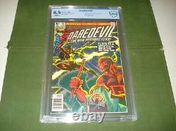 Daredevil Comics #168, 1er Elektra, 1981, Cbcs 6.5, Looks Great, Cgc