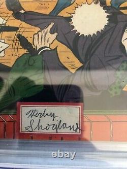 Detective Comics #59 Cgc 5.0 2ème Apparition De Penguin Golden Age 1 / 1942