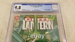 Green Lantern #48 Cgc 9,8 1ère App Sur L'apparence Kyle Rayner DC Comics Key