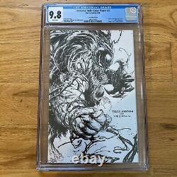 Immortal Hulk #1 Cgc Classé 9.8 (marvel Comics, 2020) C2e2 Chicago Expo Venom