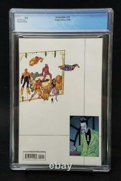 Invincible #19 (11/2004) Image Comics Cgc 9.8 Pages Blanches