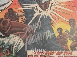 Jungle Action #5 1ère Panthère Noire Dans Le Titre Marvel Comic Cgc 9.0 Romita Signé