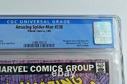 Marvel Comics 1983 Amazing Spider-man #238 1st Hobgoblin Tattooz Insert Cgc 8.5