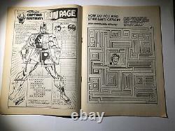Marvel Comics Captain Britain #8 Betsy Braddock Devient Psylocke Fab Condition