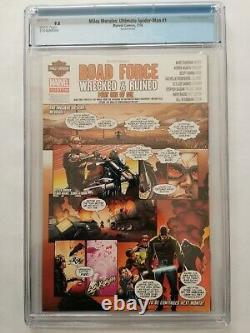 Mile Morales Ultimate Spiderman Cgc 9.8 150 Fiona Staples Variante