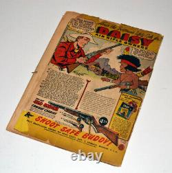 Rare Flash #81 Mars 1947 DC Comic Livre, Pas Cgc, Hawkman, Starfire, Nightwing