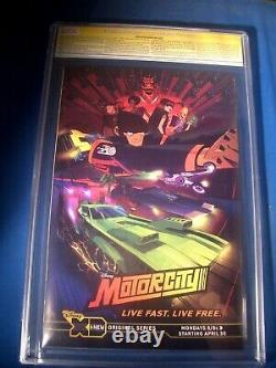 Stan Lee Signé 2012 Avengers 1 Ss Marvel Comics Cgc 9,8 Nm/mt Top Pop