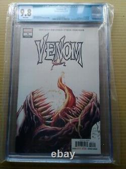Venom #3 1ère App Of Knull, (king In Black) 1ère Impression, Nouvellement Classée, Cgc 9.8
