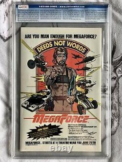 Wolverine # 1 1988 & 1982 (deux Comics) Cgc 9.4 & 9.2